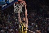 J.Vesely atsisakė keltis į NBA ir lieka Eurolygos čempionų gretose
