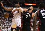 """NBA lažybos: ar J.Valančiūną praradusi """"Raptors"""" sustyguos savo žaidimą?"""