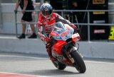 """J.Lorenzo po beveik dvejų metų pertraukos laimėjo """"MotoGP"""" kvalifikaciją"""