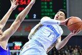 """Kinijoje sezoną tęsiantis J.Linas: """"Pasauliui dabar reikia krepšinio labiau nei kažkada anksčiau"""""""