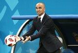 """R.Martinezas: """"Belgija pusfinalyje turės žaisti be jokios baimės"""""""