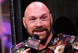 """T.Fury treneris S.Hillas: """"Nenoriu, kad jis laimėtų taškais"""""""
