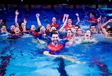 "ISL finale triumfavo S.Bilio atstovaujama ""Energy Standard"" komanda"