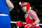 """Olimpinį kelialapį medžiosianti A.Aučiūtė: """"Džiaugiuosi, kad atsirado pagarba į bokso ringą žengiančioms merginoms"""""""