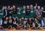 Vyrų LRF supertaurės finale – revanšinės nuotaikos