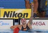 """Aukšta nata sezoną užbaigusi R.Meilutytė: """"Įrodžiau, kad esu universali plaukikė"""""""