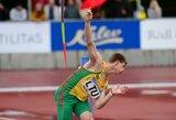E.Matusevičius pateko į pasaulio jaunimo lengvosios atletikos čempionato finalą