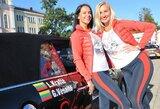 """54 ekipažai pradėjo 1068 km maratoną """"Aplink Lietuvą"""""""