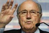 S.Blatteris: skirtingose šalyse vyksiantis Europos čempionatas bus bedvasis