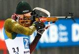 LTOK patvirtino Pekino žiemos olimpinių žaidynių kandidatų ir pamainos sąrašus