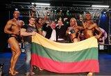NABBA kultūrizmo ir fitneso varžybose Lenkijoje – E.Čingienės triumfas