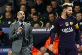 """Paaiškėjo """"Man City"""" ir L.Messi galimos sutarties detalės"""