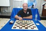 Pirmajame pasaulio šaškių taurės etape Jamaikoje – visiškas lietuvių dominavimas