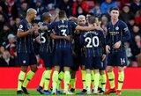 """""""Everton"""" įveikę """"Manchester City"""" vėl pakilo į pirmą """"Premier"""" lygos vietą"""