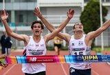 Dramatiškiausias finišas istorijoje: per anksti pasaulio čempionato auksą šventęs prancūzas buvo aplenktas ties finišo linija