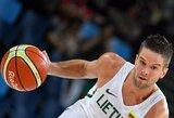 Grupės etapo statistika: M.Kalnietis – naudingiausias Rio olimpiados žaidėjas