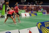 Panevėžyje baigėsi beveik 40 šalių sportininkus sutraukęs badmintono turnyras