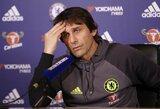 """A.Conte: """"Rungtynes pradėsime kaip autsaideriai, tad privalome gerai sužaisti gynyboje"""""""