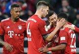 """""""Bayern"""" sporto direktorius H.Salihamidžičius: """"Turėsime žaisti šaltu protu ir degančia širdimi"""""""