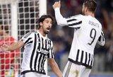 """S.Khedira: """"Juventus"""" klube pradėjau vėl mėgautis futbolu"""""""