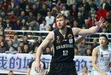 """D.Motiejūnas: """"Jei NBA siūlys minimumą, nematau problemų žaisti Kinijoje ar Europoje"""""""