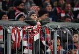 """7 įvarčių trileryje – """"Bayern"""" bilietas į kitą Vokietijos taurės etapą"""