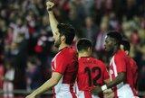 """Athletic"" įveikė ""Eibar"" futbolininkus"