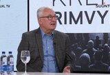 R.Valatkos kalbintas J.Kazlauskas – apie trenerio karjeros pradžią ir palyginimus su Š.Jasikevičiumi