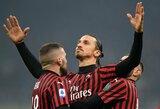 38-erių Z.Ibrahimovičius Italijoje pagerino rekordą