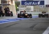 S.Vettelis ir R.Grosjeanas Europos GP lenktynių nebaigė dėl perkaitusio generatoriaus