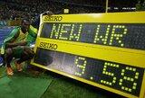 Greičiausi visų laikų žmonės: 100 m bėgimo rekordų istorija