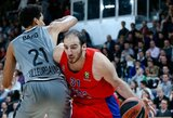 """""""Olympiacos"""" papildė NBA žaidęs graikas"""