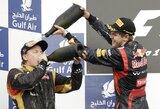 K.Raikkonenas liko nusivylęs Bahreino GP lenktynėse užimta antrąja vieta