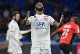 """""""Lyon"""" atmetė """"Chelsea"""" pasiūlymą už M.Dembele"""