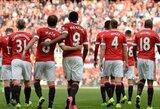 """""""Premier"""" lygos apžvalga: skirtingi Mančesterio komandų pasirodymai ir galingas A.Sanchezo sugrįžimas"""
