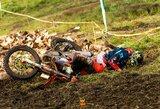 """Šilutėje surengtame paskutiniame """"Cross Country etape"""" – neregėtos trasos kliūtys ir lyderio diskvalifikacija"""