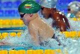 """R.Meilutytė: """"Aš tiesiog šoku į baseiną ir darau tai ką geriausiai moku"""""""