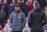 """Burtus nuspėjęs J.Kloppas: """"D.Simeone irgi nesidžiaugia, kad gavo """"Liverpool"""""""