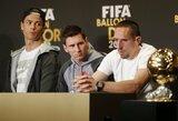 """F.Ribery: """"Iš manęs buvo pavogtas Ballon d'Or apdovanojimas"""""""