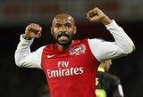 "T.Henry nori treniruoti ""Arsenal"" klubą"