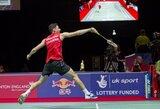 K.Navickas badmintono turnyre Kroatijoje pateko į ketvirtfinalį