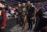 """UFC 239"" algos: A.Nunes uždirbo daugiau už J.Jonesą"