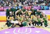 Krepšinio stebuklas: lietuviai parklupdė amerikiečius ir iškovojo Universiados auksą!