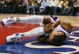 Pasveikus po šiurpiausios traumos NBA istorijoje: nepalaužiamojo Sh.Livingstono gyvenimas