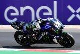 """Misano trasoje """"pole"""" poziciją vėl iškovojo M.Vinalesas"""