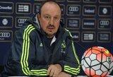 "R.Benitezas: ""S.Ramosas lieka ""Real"" klube"""