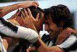 """""""Juventus"""" susigrąžino lyderio poziciją Italijos čempionate"""