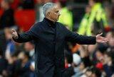 """J.Mourinho: """"Svarbus esu ne aš ar žaidėjai, o """"Man United"""" klubas"""""""