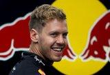 """S.Vettelis: """"FIA apribojimai neturės didelės įtakos komandos pajėgumui"""""""