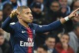 """PSG ir toliau neklumpa vietiniame čempionate: išvykoje nugalėjo """"Marseille"""""""